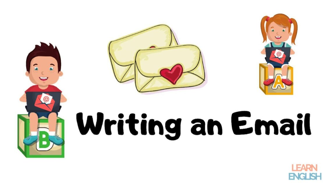 Tips for Writing | How to Write an Email in English