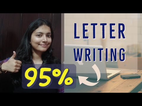 Formal / Informal Letter Writing Format, Tips, Examples| English |Class XII | SSC |