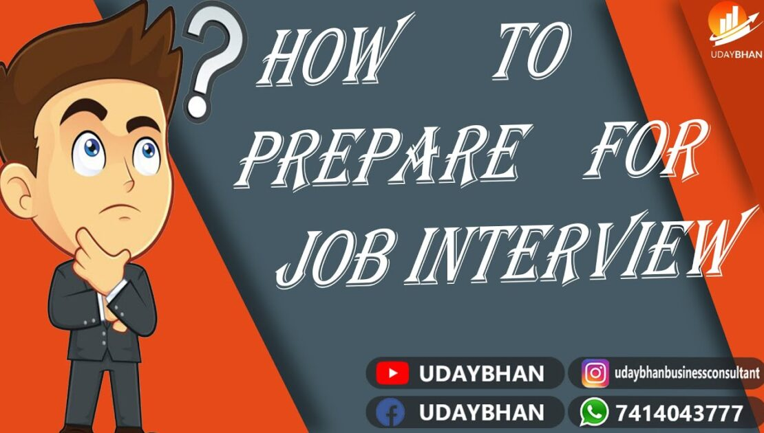 Job Interview Tips | Things to remember before job interview | what should mention in job portfolio