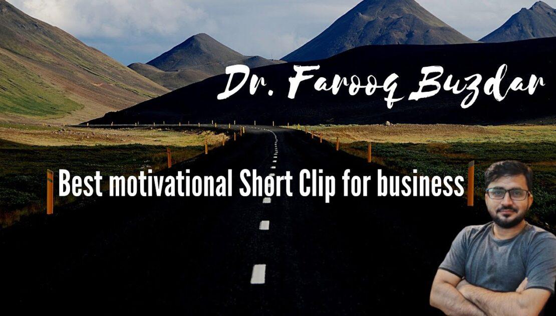 Best business advice ever, Best Motivational video Urdu Hindi Dr Farooq Buzdar #shorts (1)