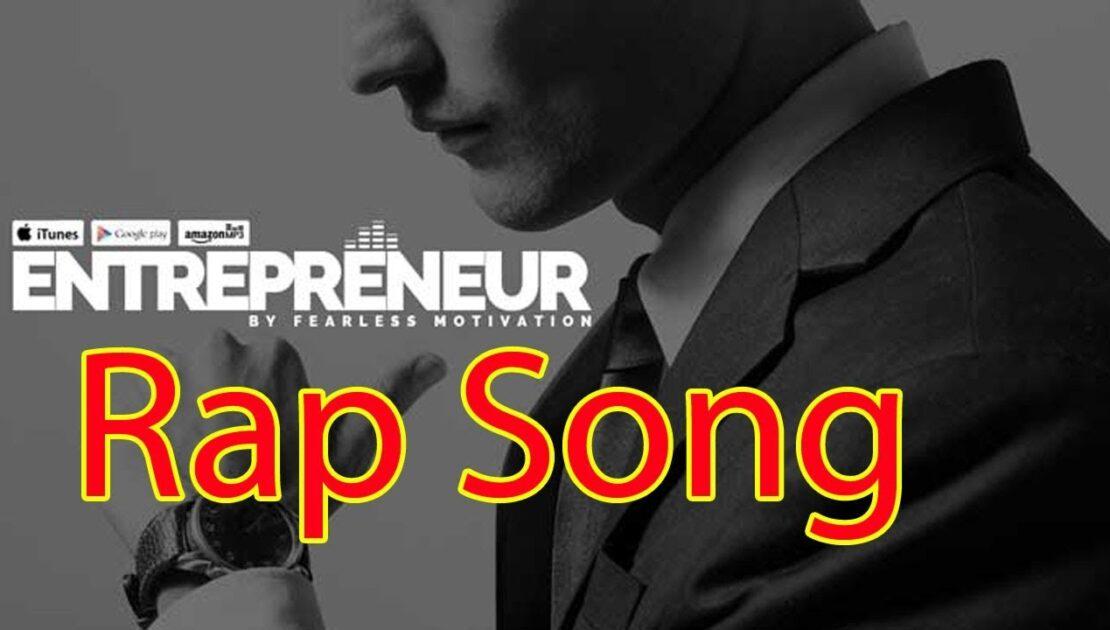 The Entrepreneur Anthem | Hindi motivational Rap Song|Entrepreneurship is a LIE - Eye Opening Speech
