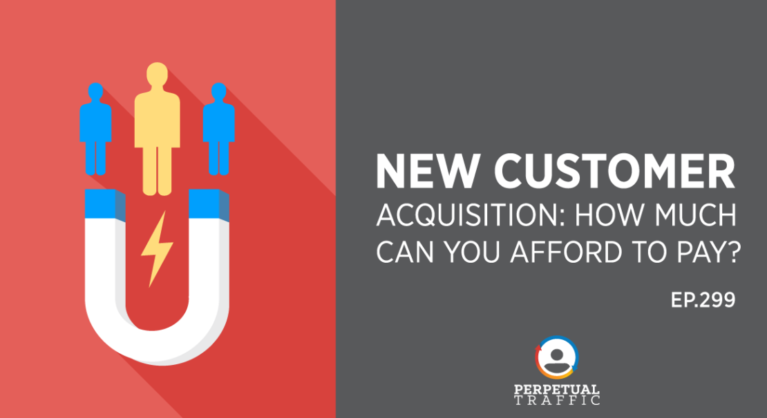 Acquisition of new customers