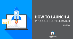 Start a product from scratch