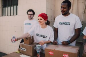 4 Ways Fundraising Can Help With Personal Development
