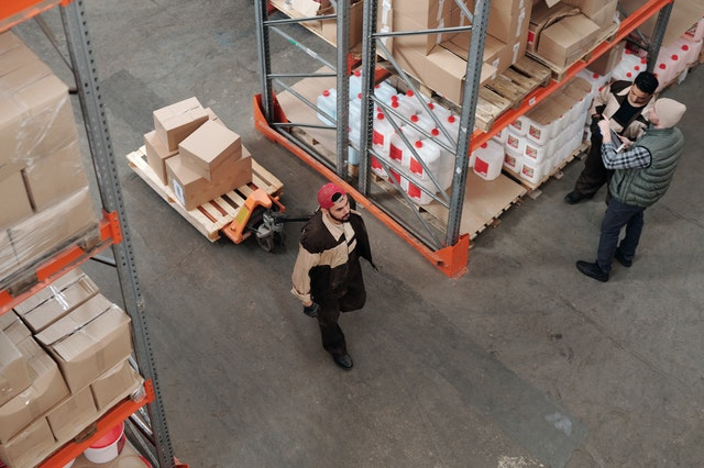 Basic requirements for internal order fulfillment