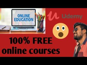 100% Free Course with Certification   Udemy Free Courses With Free Certificates   Free online Course