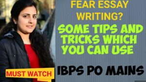 TIPS AND TRICKS FOR ESSAY WRITING|DESCRIPTIVE WRITING FOR IBPS PO MAINS|LEARN WITH AASTHA[LANG BOTH]