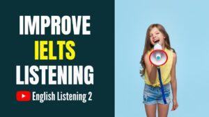 Passively Practice English Listening | Improve IELTS Listening | English Listening 2 ✔