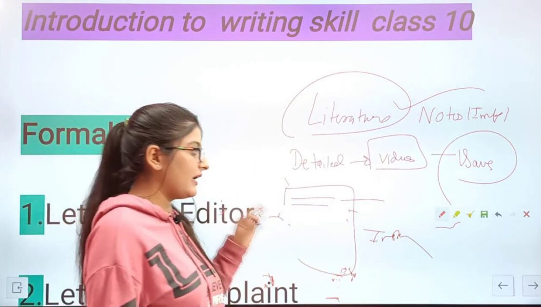 LETTER WRITING CLASS 10 ENGLISH  FORMATS AND TIPS TO REMEMBER