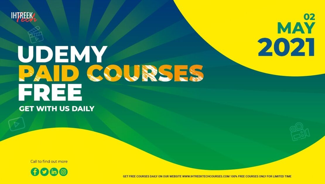 Udemy Paid Courses free 2nd May