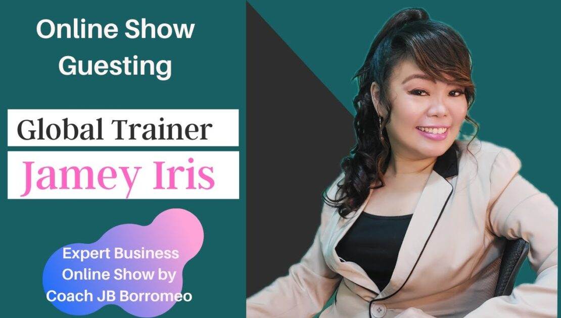 Online Show Guest  at Expert Business Community (Interviewed by Coach JB Borromeo)