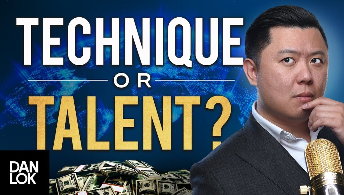 Technique Or Talent - What Matters More?