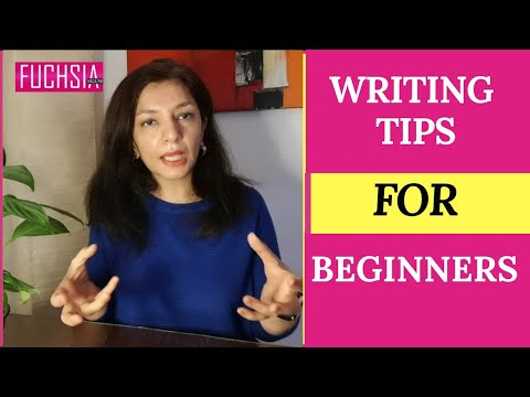 Writing Tips For Beginners   Writing Tips   Learn English   English  Improve Your Writing Skills