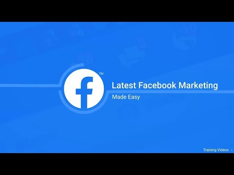 Customising, Creating your page and Promote your business - Facebook Marketing | Video 3
