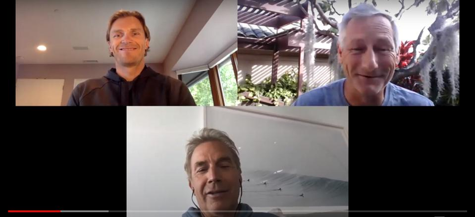 HearHere co-founders Kevin Costner & Woody Sears would like to take you on a road trip