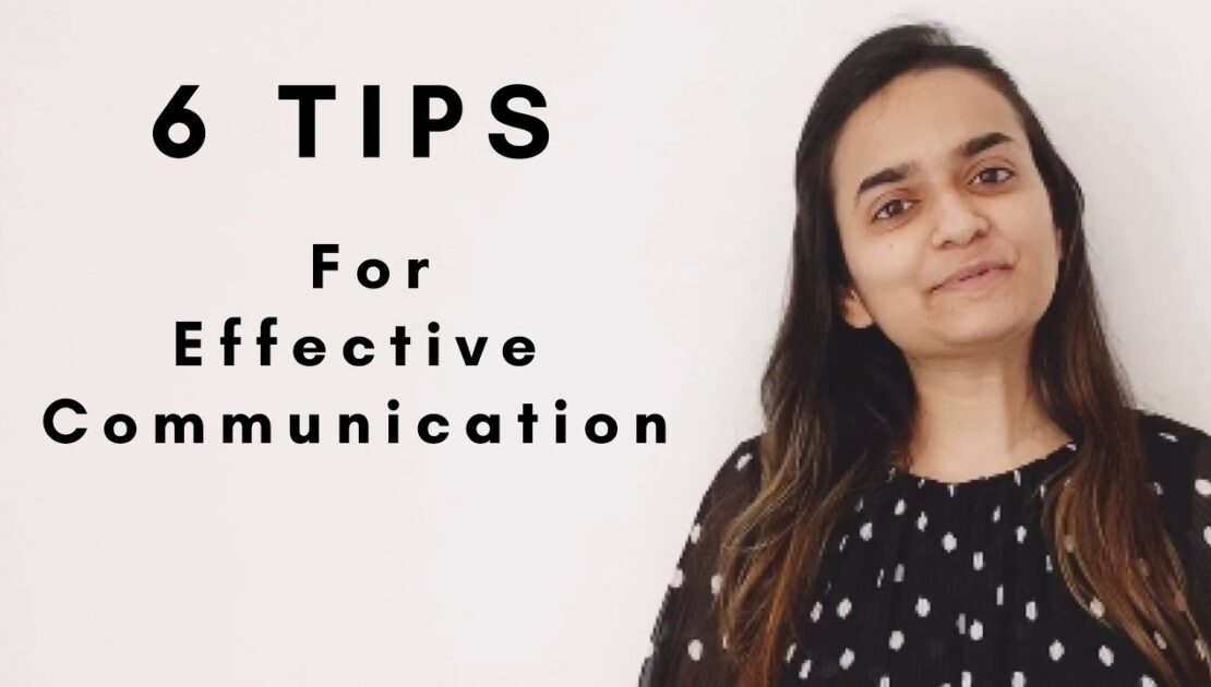 6 Tips for Effective Communication | In Telugu | Email Writing Tips | Business English