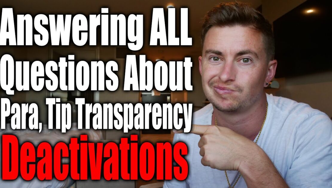 Answering All Questions About Para App, Trip Transparancy, Deactivation & More - Doordash Money Tips