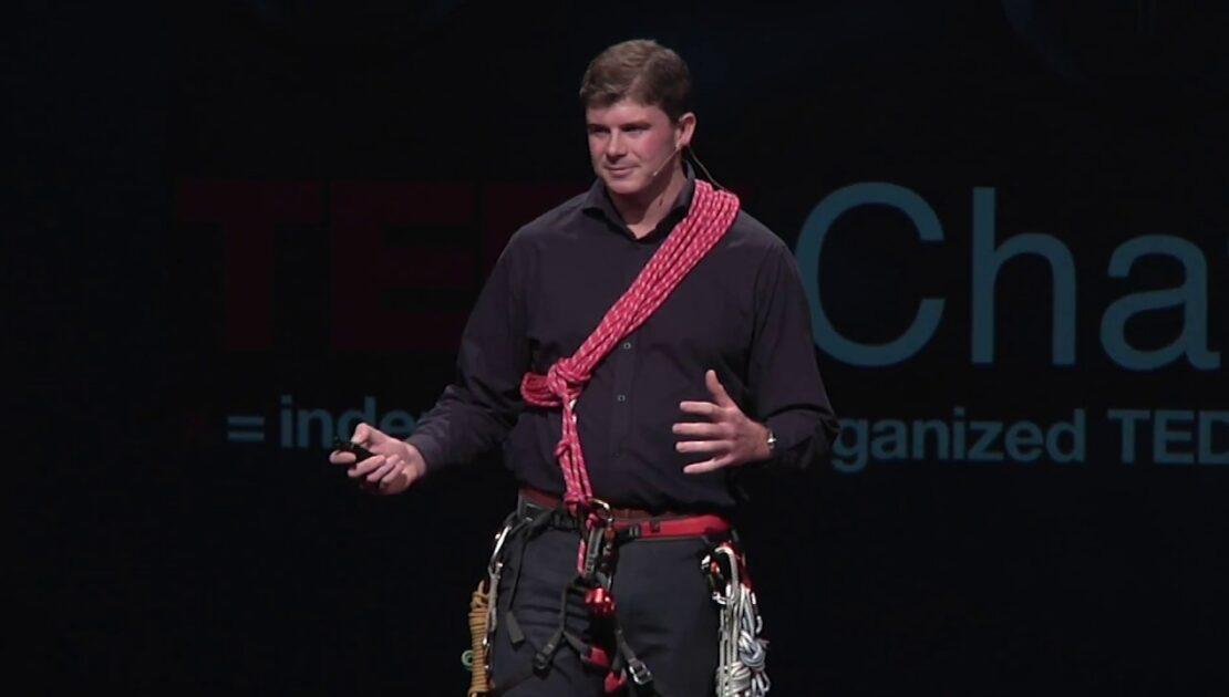 Business Lessons from Mountaineering | Matthew Knarston | TEDxChathamKent