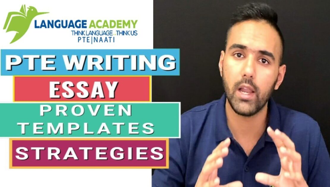 PTE Writing Essay Shortcut 2020  Proven Template   Common Mistakes  Tips & Tricks   Marking Criteria