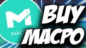 Master Coin Point Token MACPO Crypto ✅ How to Buy Master Coin Point Crypto MACPO Token