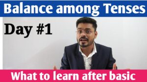 Day 01 - What to do after basic English// How to learn English fast