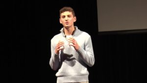 Why now is the Time to be a Youth Entrepreneur   Josh Farahzad & Hugh Ferguson   TEDxWCMephamHigh