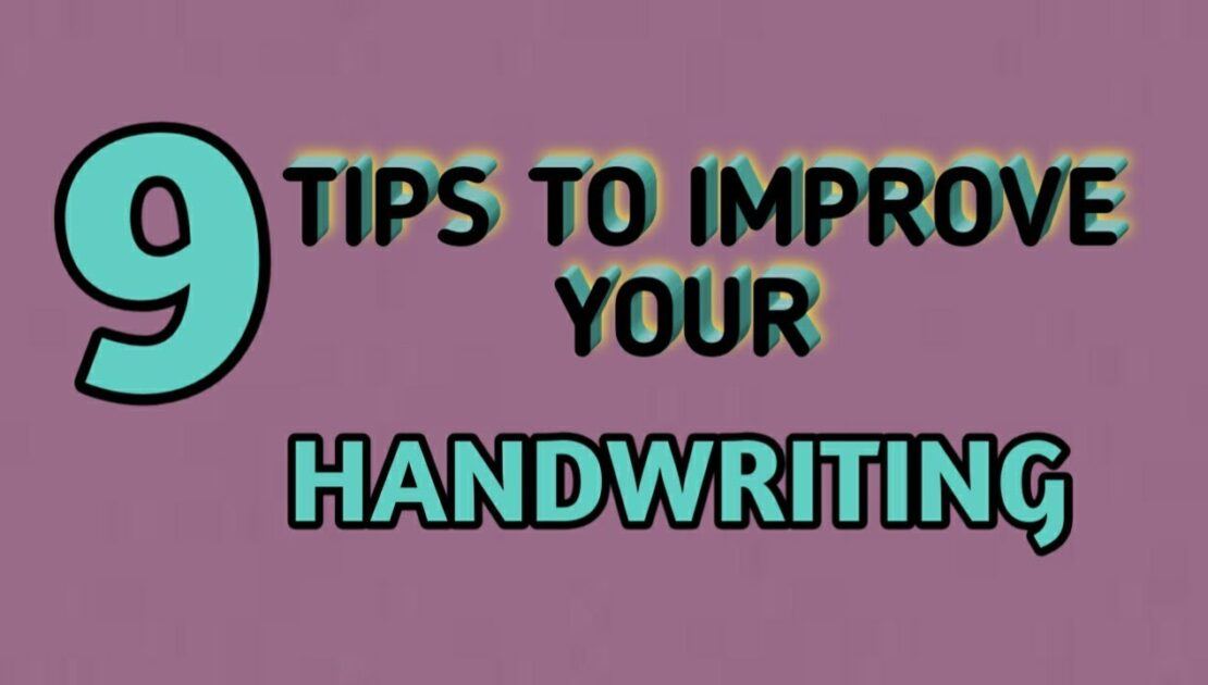English Writing | How to Improve your Handwriting |  Tips to improve Handwriting | राइटिंग सुधारें