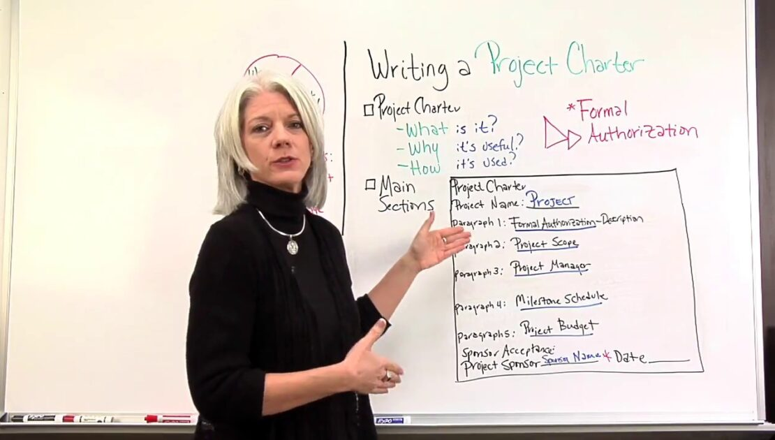 How to Write a Project Management Charter