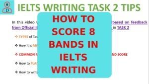 IELTS WRITING TASK 2 Academic and General TIPS
