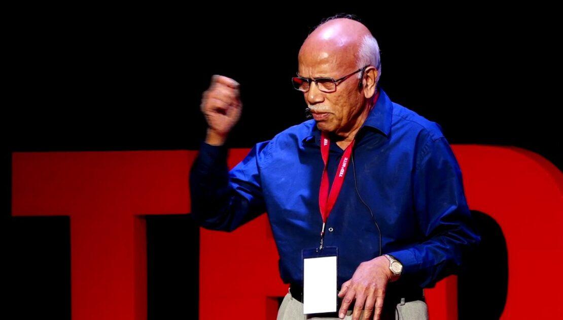 Ayurveda Over Western Medicines   Dr. B.M HEGDE   TEDxMITE