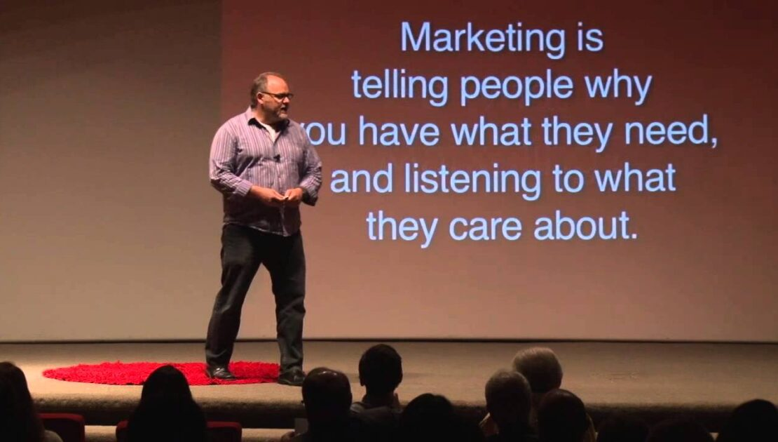 Making sense of marketing in the digital age: Mike Osswald at TEDxToledo
