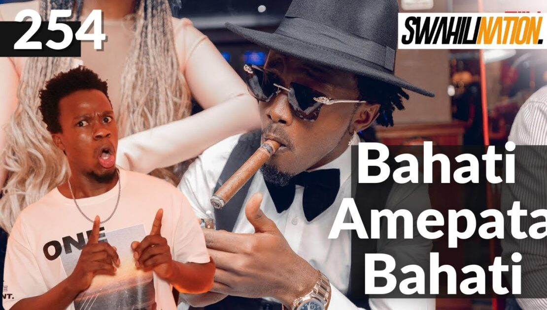 @Bahati Kenya Fikra za bahati | Reaction Video + Learn Swahili | Swahilitotheworld