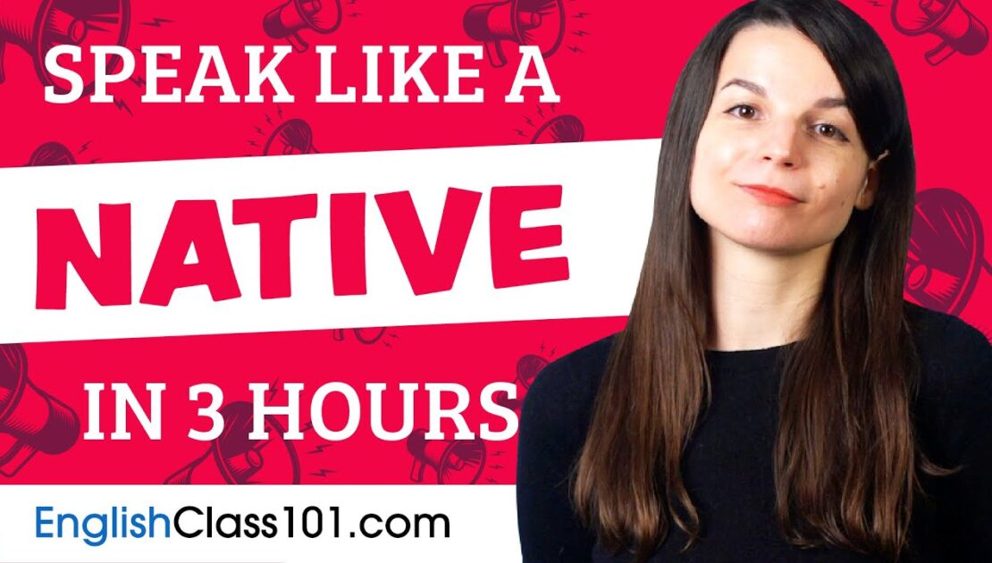 English Skills for the Real-World: Spoken English Practice in 1 Hour