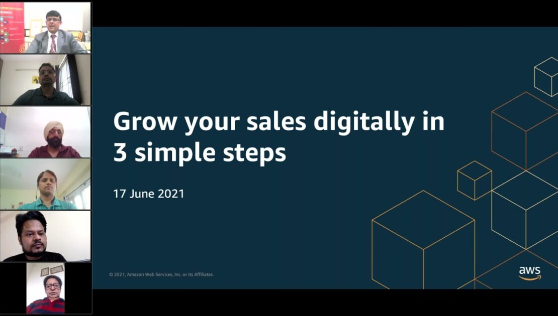 """WEBINAR ON """"BRIDGING SMBs TO SUCCESS WITH TECHNOLOGY PLATFORM"""""""