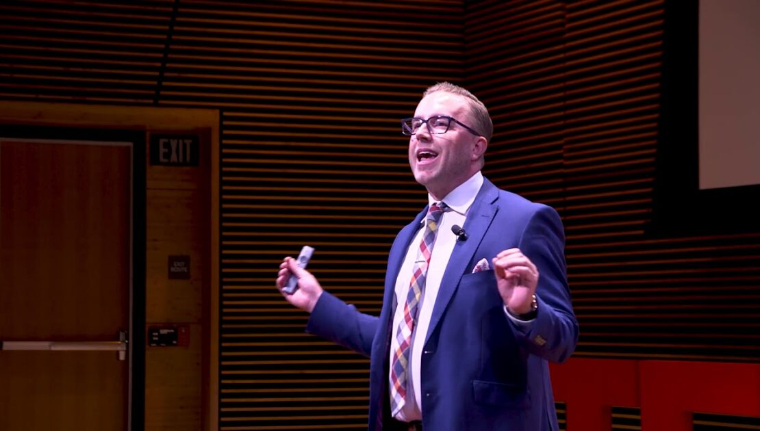 How to Build a Cannabis Business    Clint Armstrong   TEDxAlmansorPark