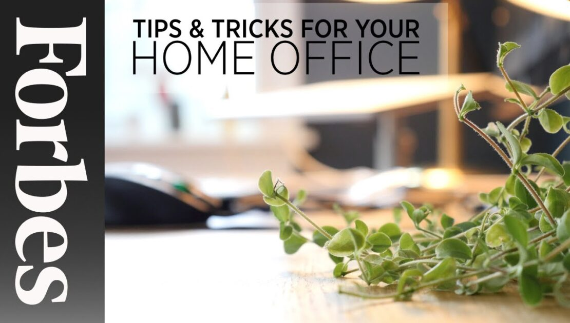 10 DIY Hacks To Improve Your Home Office   Forbes