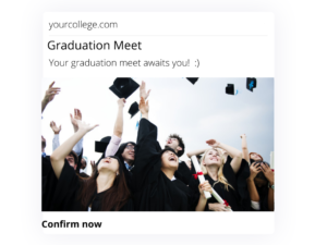 How colleges and universities make use of push notifications for better student engagement