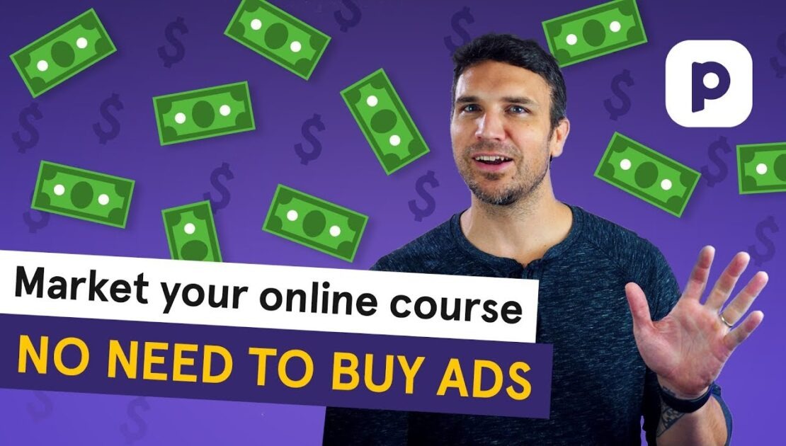 The best way to market your online course in 2021 (THIS ACTUALLY WORKS)