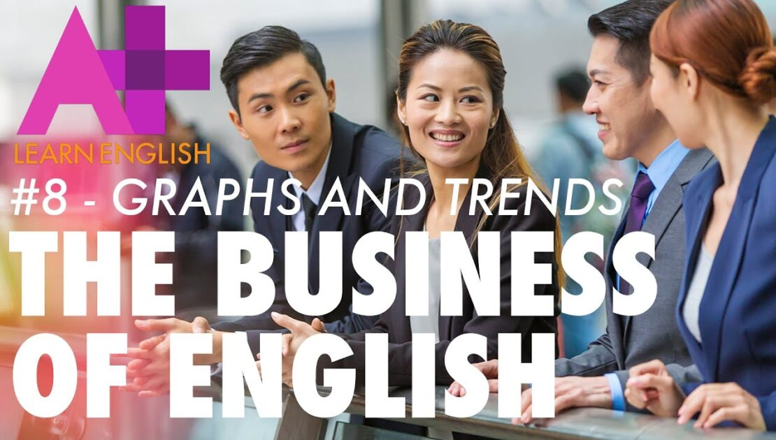 Presenting business information using charts and graphs   Business of English #8   ABC Australia