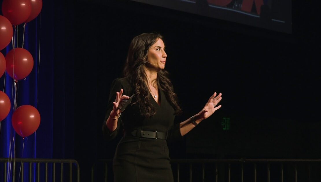 The Secret to Success: It's Not What You Think   Kim Perell   TEDxPepperdineUniversity