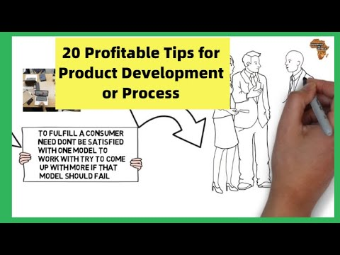 20 Profitable Tips for Product Development or Process | TOP SMALL BUSINESS IDEAS IN AFRICA