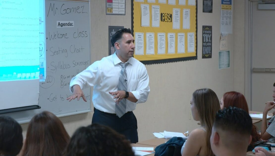 The First Day of High School: Establishing Classroom Expectations and Building Relationships