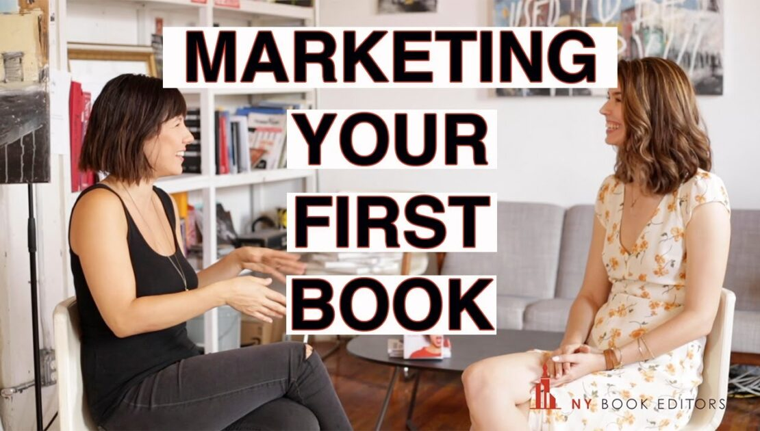 Strategies for Marketing Your First Book