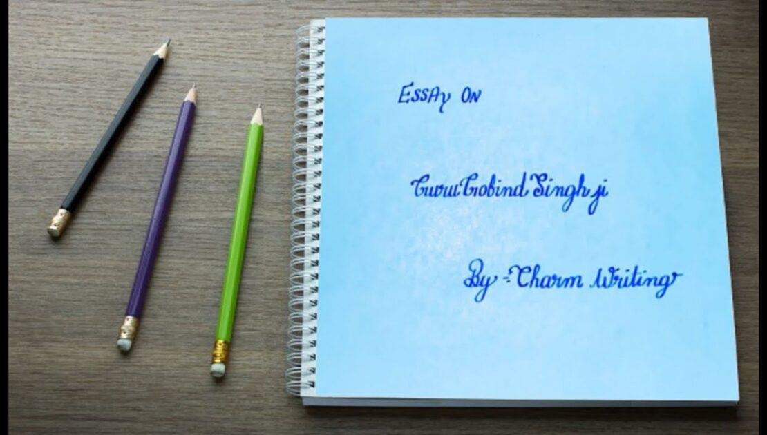 Writing Guru Gobind Singh Ji Short Essay For Students In English   Charm Writing Essay Tips