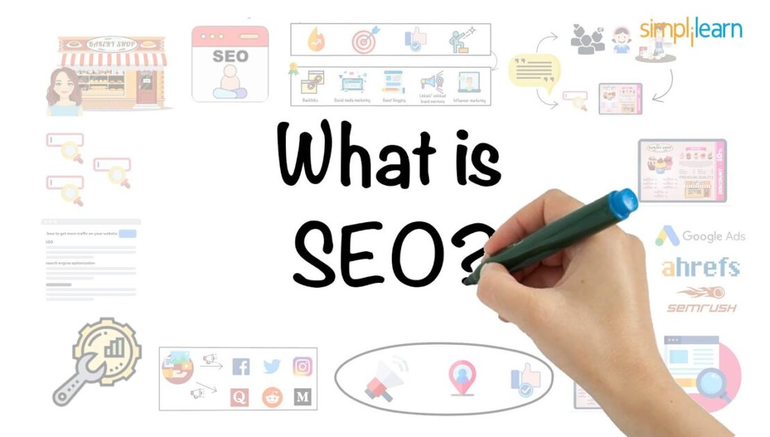 SEO In 5 Minutes | What Is SEO And How Does It Work | SEO Explained | SEO Tutorial | Simplilearn