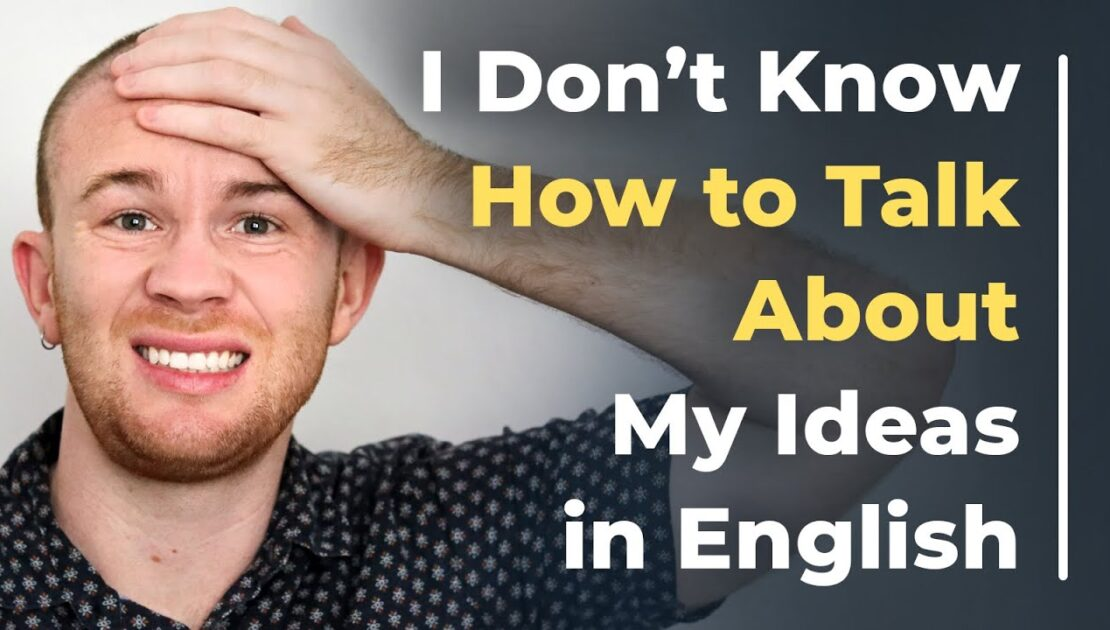 Can't Express COMPLEX IDEAS in English? Learn the 5 SKILLS You Need