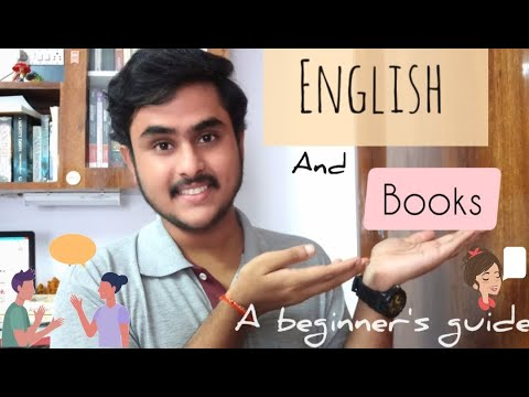 How to improve my English speaking and writing skills by reading books/for beginners/ Easy tips!