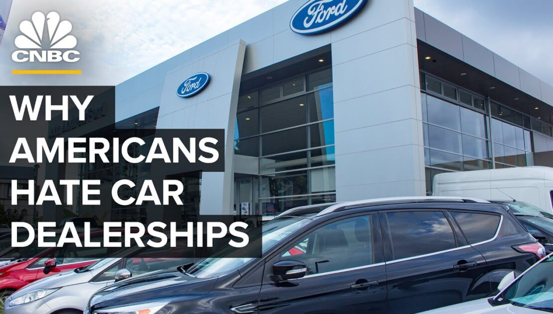 Why Americans Buy Cars From Dealerships