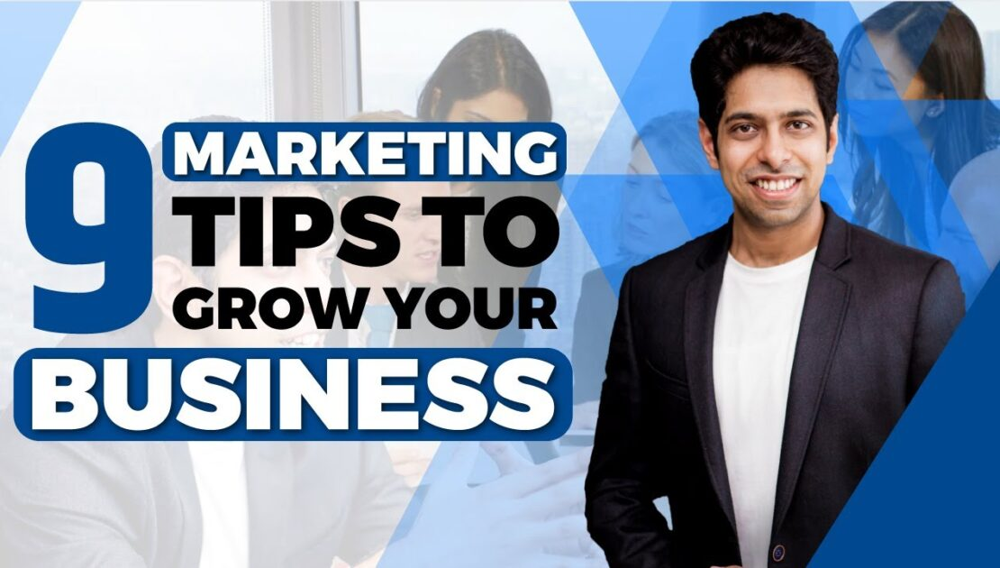 9 Marketing Tips to grow your Income and Business | by Him eesh Madaan