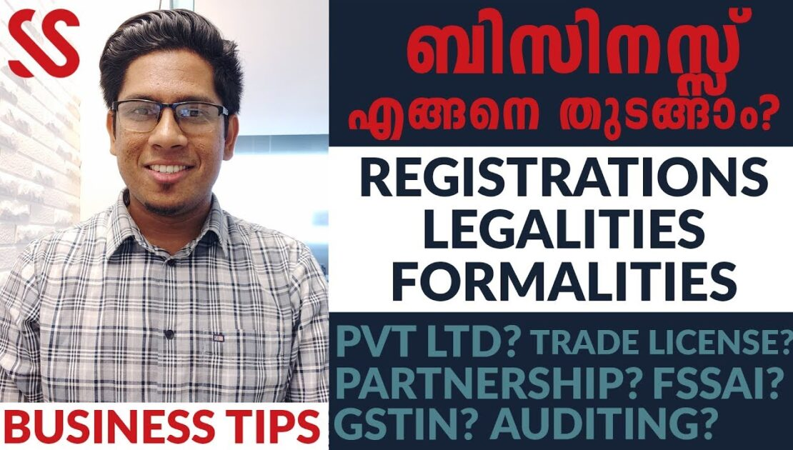 How to Register & Start a Business? All You Need to Know About Company Registration, Tax & Licenses